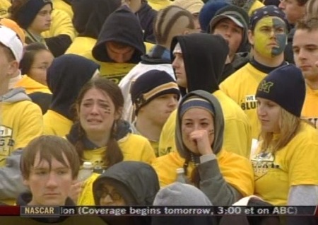 Michiganfanscrying