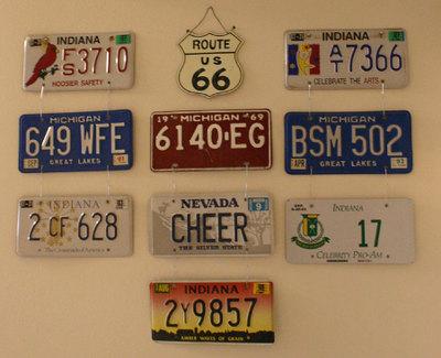 Licenseplates