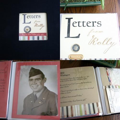 Letters From Rolly Album
