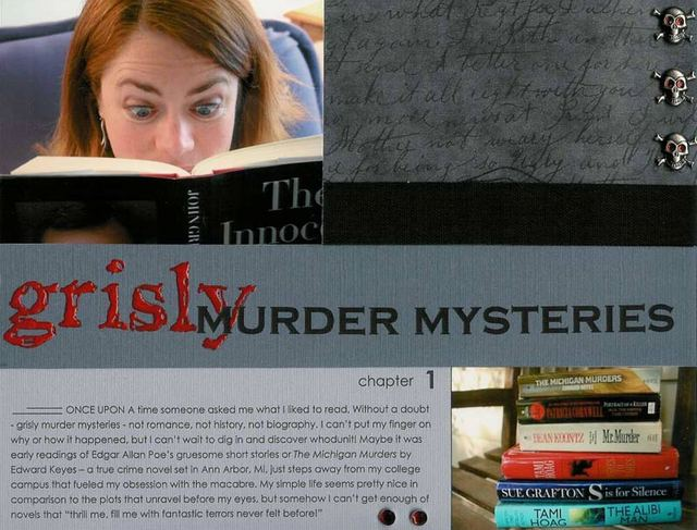 Grisly Murder Mysteries